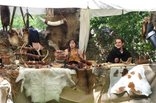 Fête des remparts, médiéval de Chatenois 2012