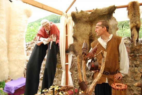 Fête des remparts médiéval de Chatenois 2012
