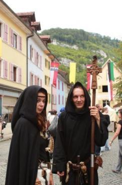 La sorcière et l'inquisiteur